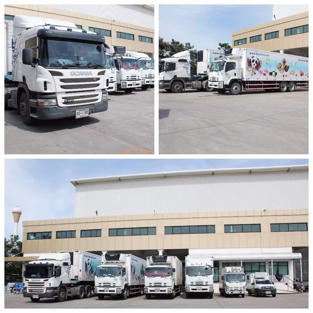 Cold Chain Logistics Services Thailand