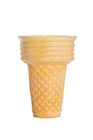 Cup Shaped Wafer Cone by Cremo Chomthana