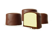 Cremo Ice Cream Atom Vanilla Coated Ice Cream ไอศครีมอะตอม ไอศครอมวานิลลาเคลือบช็อกโกแลตตราครีโม