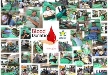 Chomthana Blood Donation Drive