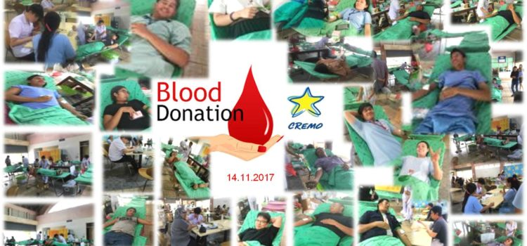 Chomthana Blood Donation Drive